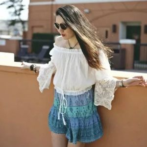 Spell and the Gypsy wanderer skirt